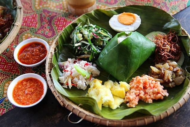 Borneo Food and Cuisine